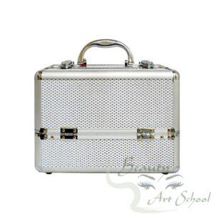 Silver Beauty Case - Geanta extensii gene